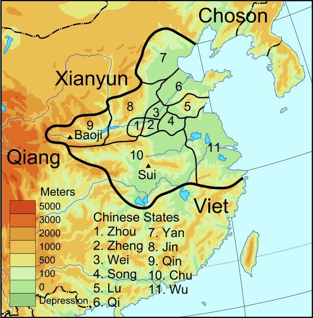 The Zhou: Weste... Lelang